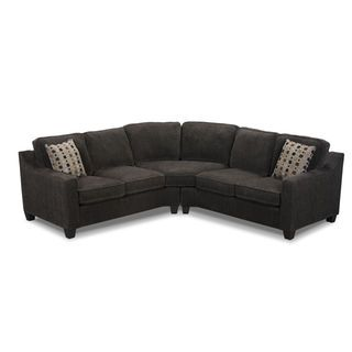 Sectionnels    Sofa sectionnel gris, sectionnel gris, section