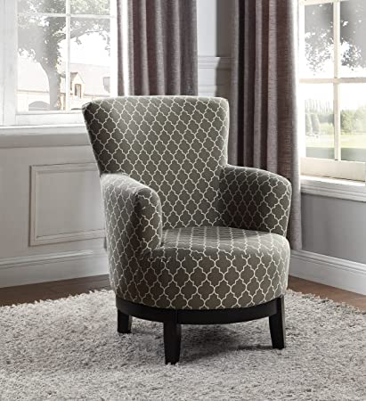 chaise: Swivel Accent Cha