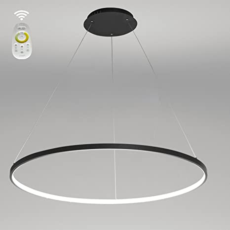LightInTheBox Dimmable Remote Control Lustre Acrylique Moderne.
