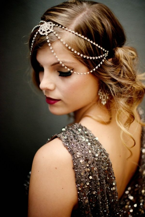 Vintage Cool Hair pour Gatsby Party